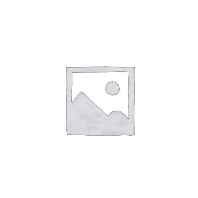 Stříbrný 925 prsten – úzká ramena, blýskavý zirkon v transparentním odstínu, 6 mm – Velikost: 51