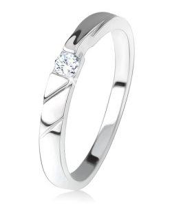 Lesklý prsten
