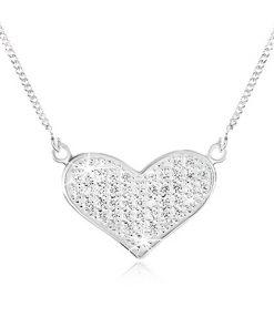 Nastavitelný náhrdelník ze stříbra 925