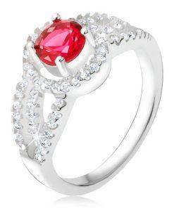 Prsten stříbro 925