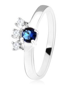 Prsten - stříbro 925