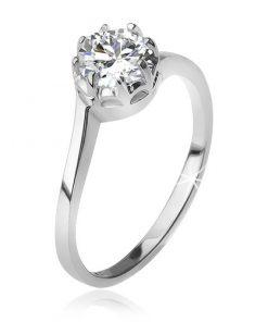 Stříbrný 925 prsten