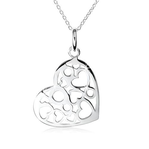 Stříbrný náhrdelník 925