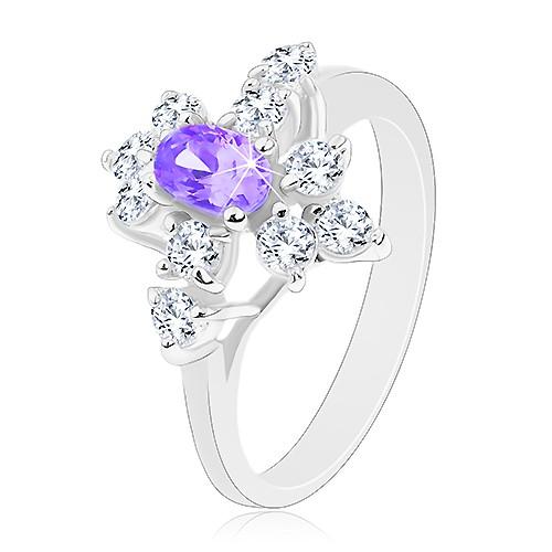 Blýskavý prsten