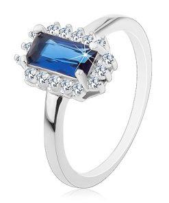Rhodiovaný prsten