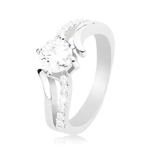 Stříbrný prsten 925